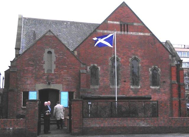 150329 Church exterior