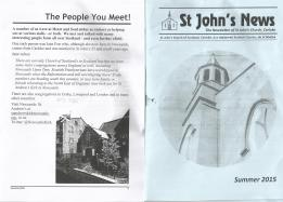St John's article