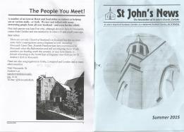 St John's article