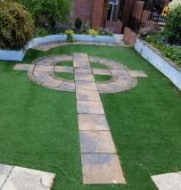 Garden Cross1