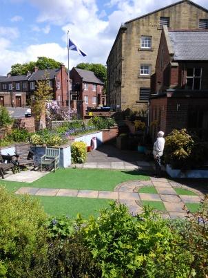 Garden John and Flag2